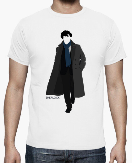 Camiseta SHERLOCK back