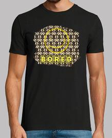 Sherlock: Bored (camisetas chico y chica)