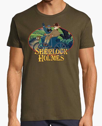Camiseta Sherlock Holmes 1 - chico