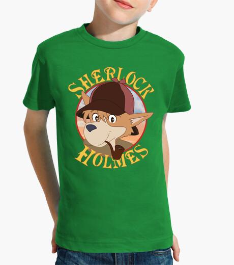 Ropa infantil Sherlock Holmes 2 - niño