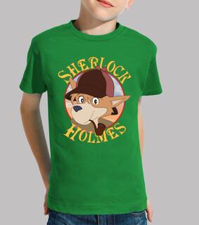 Sherlock Holmes 2 - niño
