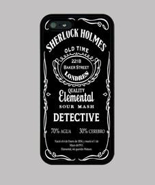 Sherlock Holmes Español iPhone 5