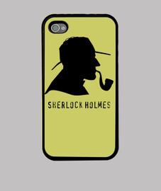 Sherlock Holmes stencil