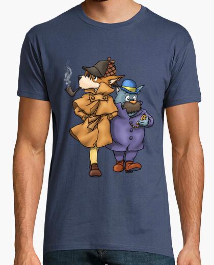 Camiseta SHERLOCK SD