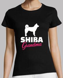 shiba grand-mère