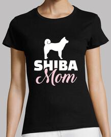 Shiba mamá