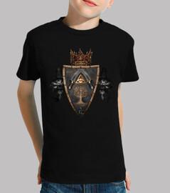 shield / knight / crown / dagger