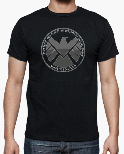 Camiseta S.H.I.E.L.D. new [chico]