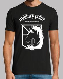 Shingeki military police - white
