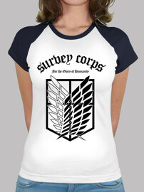 Shingeki survey corps - black
