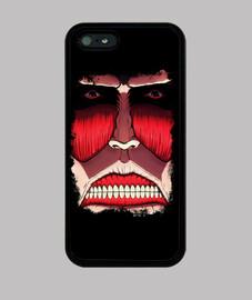 Shingeki Titan Colosal - Carcasa