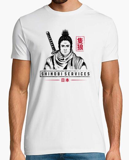 Camiseta Shinobi Services