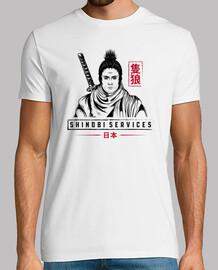 shinobi services