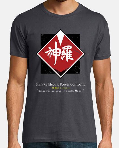 shinra company mens / unisex