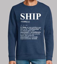 Ship definición
