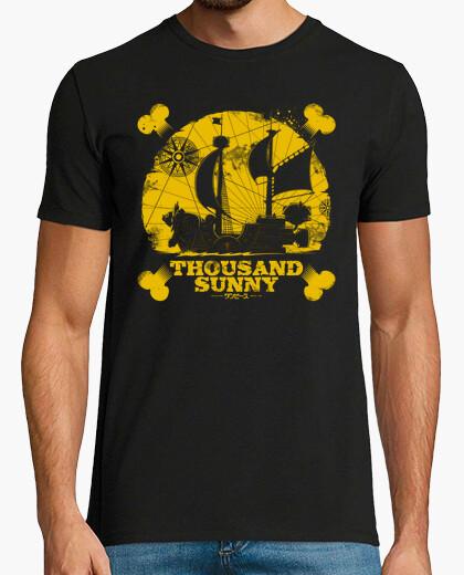 Camiseta Ship Sunny V.1
