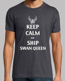 Ship swan queen