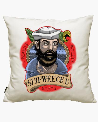 Funda cojín Shipwreck'd
