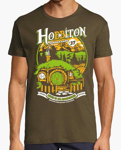 Camiseta Shire Summer Camp