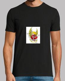 shirt - vintage shirt logo