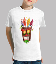 shirt aku boy aku mascara
