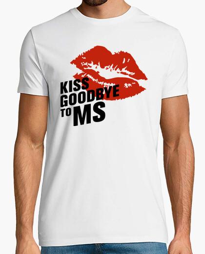 Shirt boy kiss goodbye to ms t-shirt