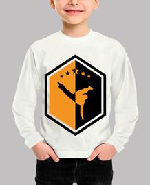 shirt capoeira - fight - martial art