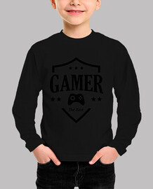 shirt child gamer - gaming - geek