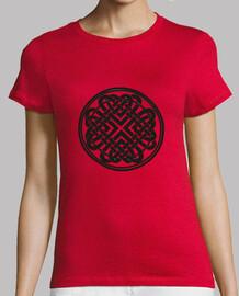 shirt de  femme  de symbole de l'amour éternel