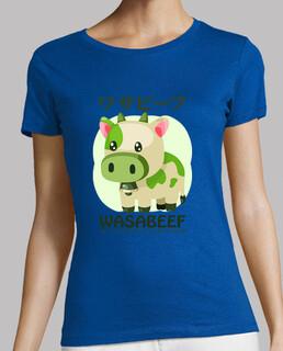 shirt de  femme  wasabeef