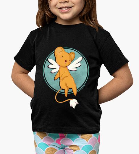 Vêtements enfant shirt de carte sakura enfant ravisseur kerberos