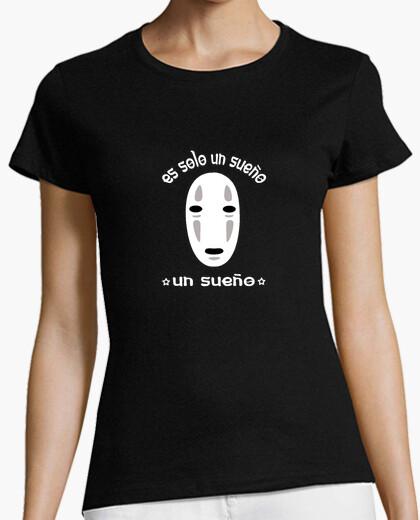 Tee-shirt shirt de chihiro