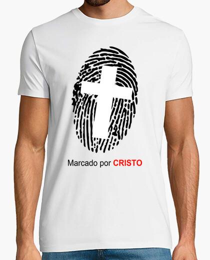 Tee-shirt shirt de christ