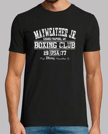 shirt de club de boxe fm