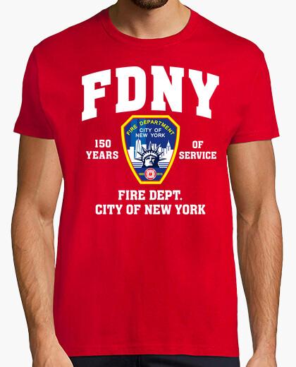 Tee-shirt shirt de fdny 150 ans mod.2