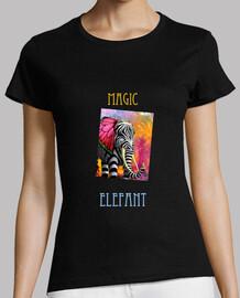 shirt de la magie elefant