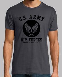 shirt de l'armée américaine air corps mod.02