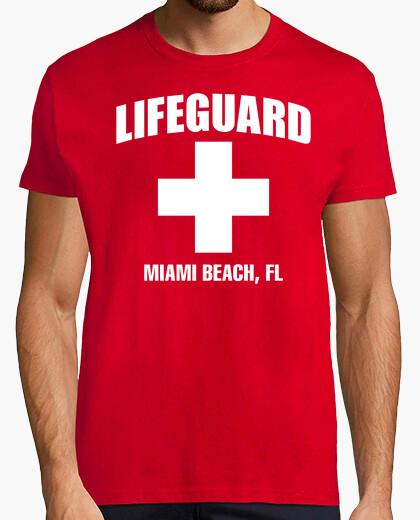 Tee-shirt shirt de maître nageur mod.02