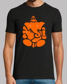 shirt éléphant hindou