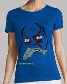 shirt femmes - gollum