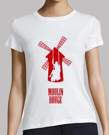 shirt femmes - moulin rouge