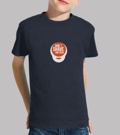 shirt for kids beard