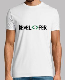 shirt geek - developer
