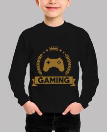 shirt geek - gaming