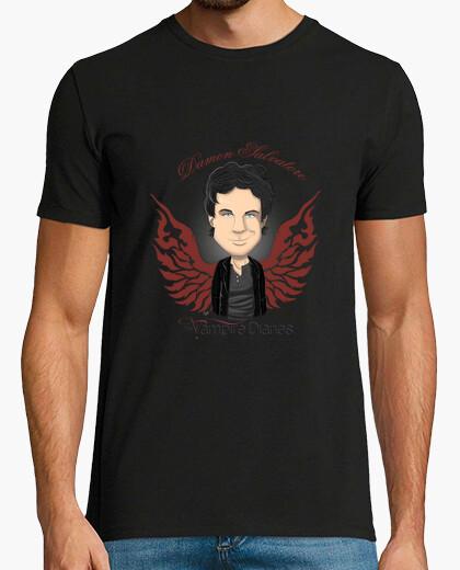 Shirt Guy Damon Salvatore T Shirt 557550 Tostadoracom