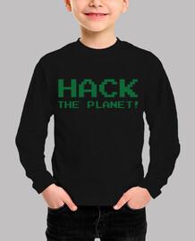 shirt hacker - geek - hacking