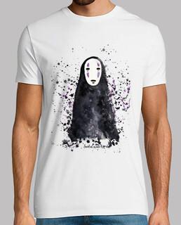 shirt homme sans visage chihiro