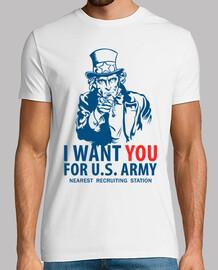 shirt je vous veux mod.04 usarmy