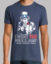shirt je vous veux mod.06 usarmy