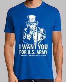 shirt je vous veux mod.12 usarmy